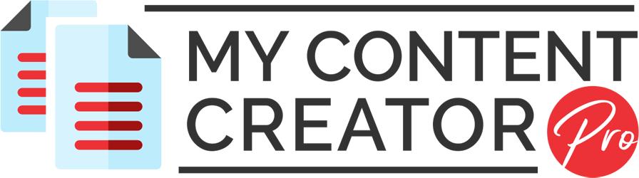 My Content Creator Pro