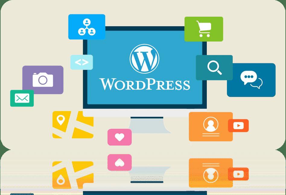 build a wordpress website for beginners