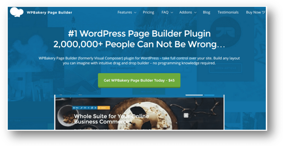 free wordpress website builders