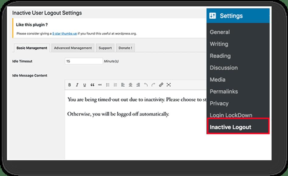 make wordpress site secure